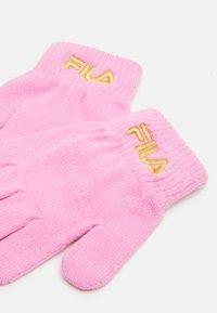 Fila - BASIC GLOVES UNISEX - Gloves - lilac sachet - 1