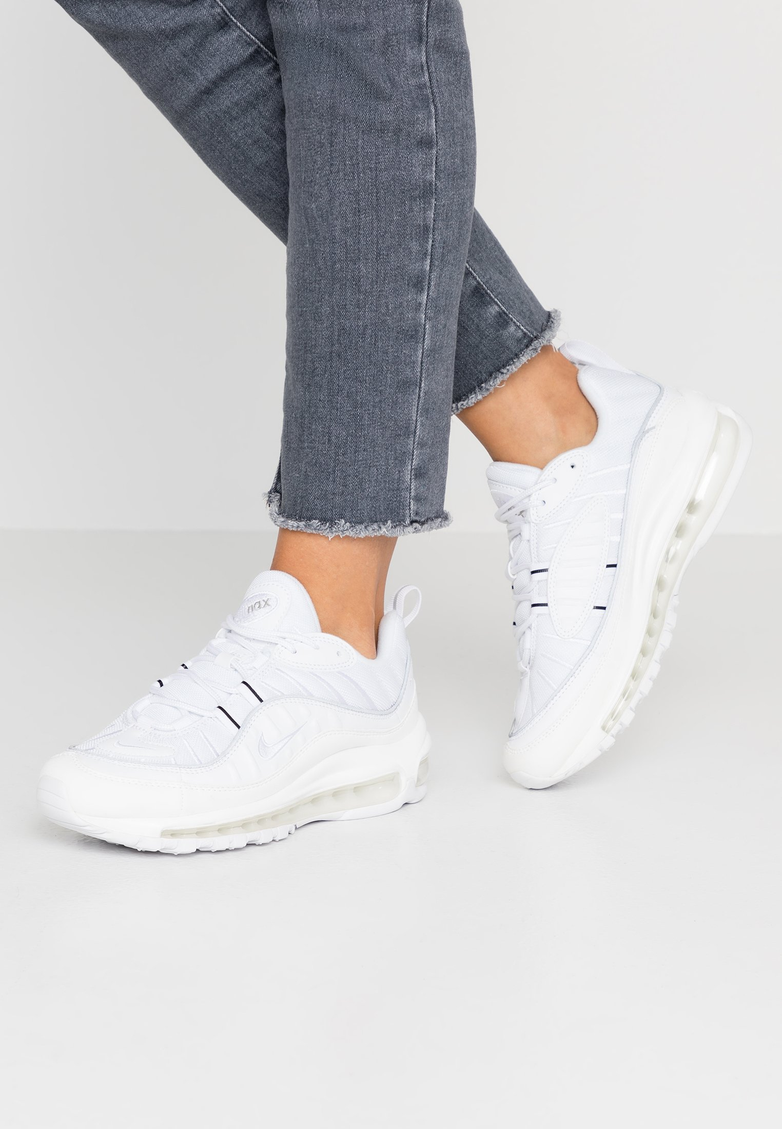 AIR MAX 98 - Sneakers laag - white