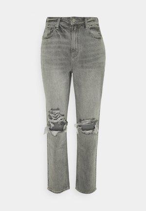 MOM - Slim fit jeans - stone gray