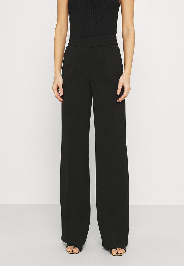 BONN - Kalhoty - black