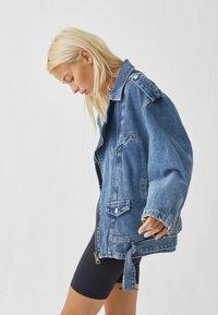 PULL&BEAR - Denim jacket - blue denim - 3