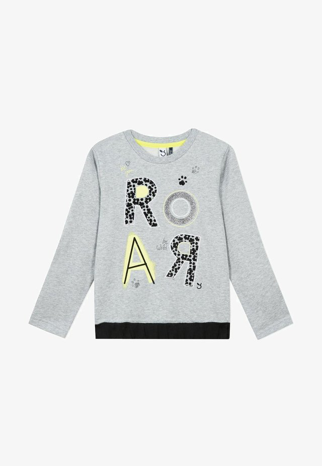 GRAPHIC - Sweatshirt - gris chine