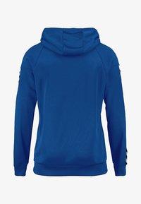 Hummel - Hoodie - true blue - 1