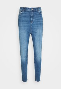 New Look Curves - Jeans Skinny Fit - mid blue - 6