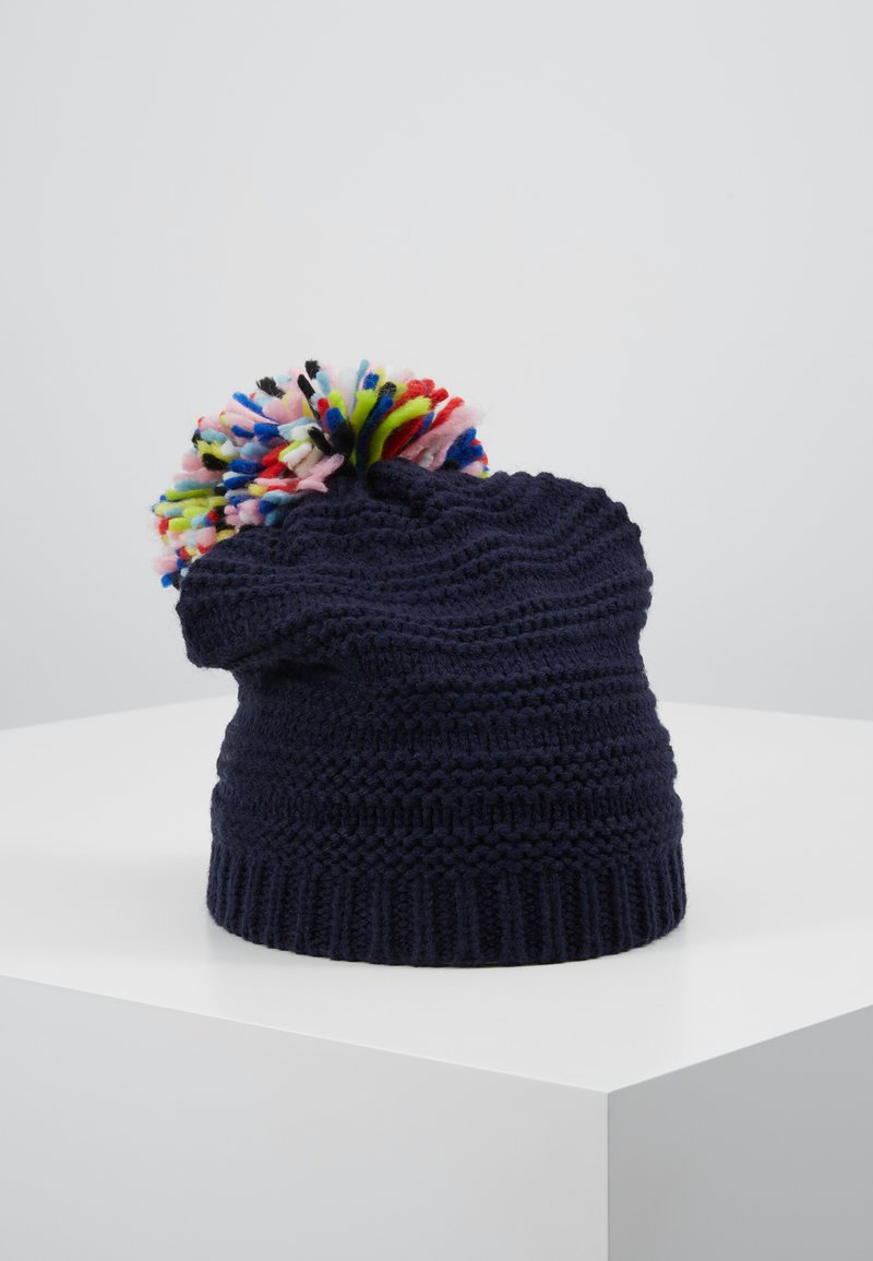 GAP - POM HAT - Čepice - navy uniform