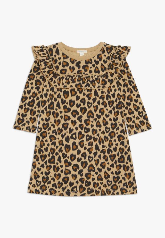 NOI DRESS VENICE - Robe d'été - tan brown