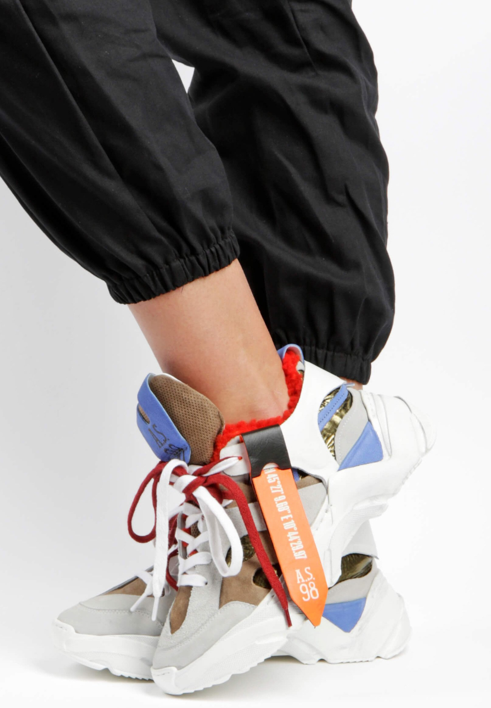 Gutes Angebot A.S.98 Sneaker low - bianco | Damenbekleidung 2020