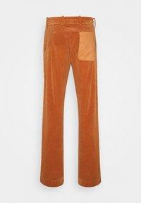 Replay - Trousers - metallic red - 1