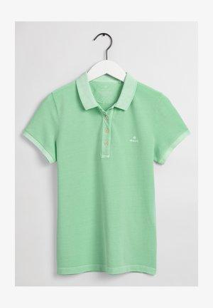 Poloshirts - pastel green