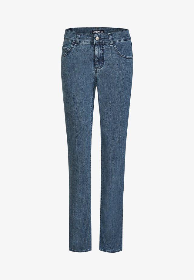 DOLLY - Straight leg jeans - stone-blue denim