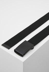 Urban Classics - LONG BELT - Belt - black - 2