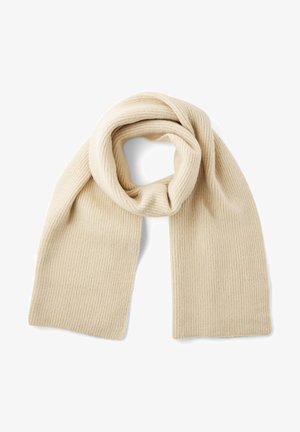 IN RIPP-OPTIK - Scarf - warm sand melange