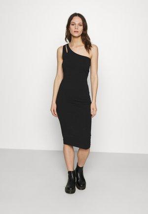 CAZIAH - Jersey dress - black