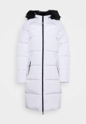 ONLMONICA LONG PUFFER COAT - Veste d'hiver - bright white