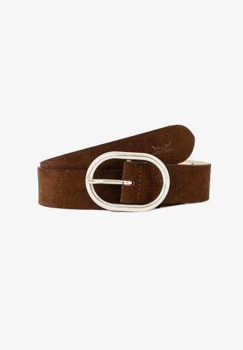 Cinturón - marron