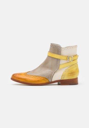 SELINA 25 - Classic ankle boots - vegas/yellow/digital/white/mermaid/margarine/natural