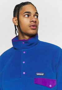 Patagonia - SYNCH SNAP - Sweat polaire - superior blue - 3