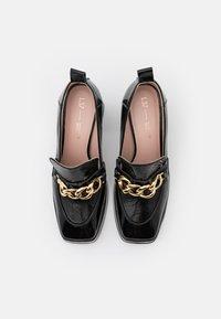 L37 - COSMIC DAY - Platform heels - black - 5