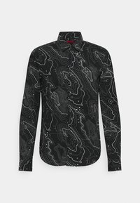 HUGO - ERMO - Camicia - black - 0