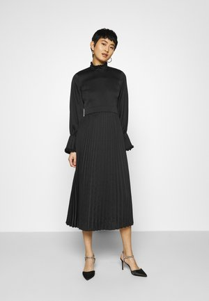 CHESTNUT BRANCH - Cocktail dress / Party dress - black
