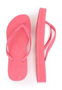 Havaianas - SLIM - Sandaler m/ tåsplit - light pink - 2