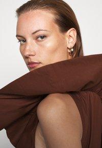 ARKET - DRESS - Day dress - brown dark - 3