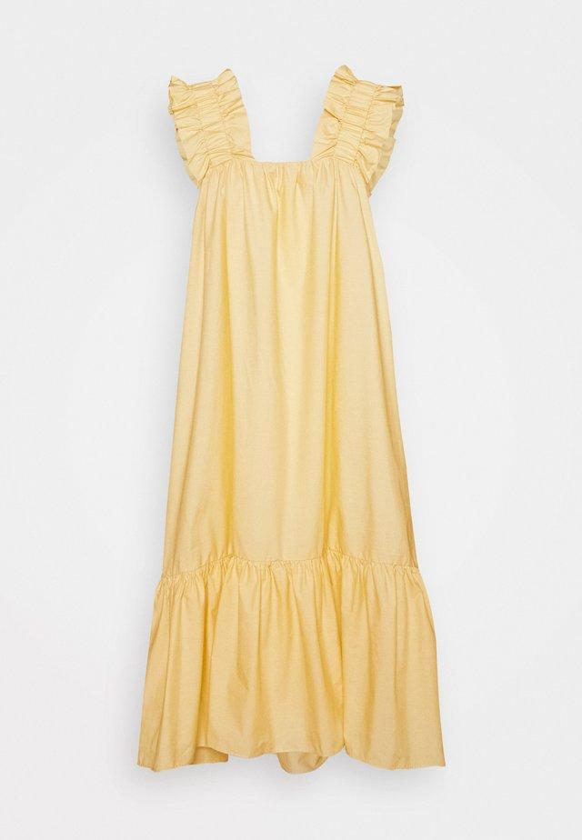 TEODORA PETITE  - Robe d'été - golden fleece