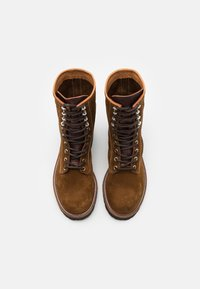 Belstaff - MARSHALL - Lace-up boots - cognac - 3