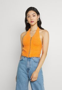 The Ragged Priest - BUGHALTER - Top - orange - 0