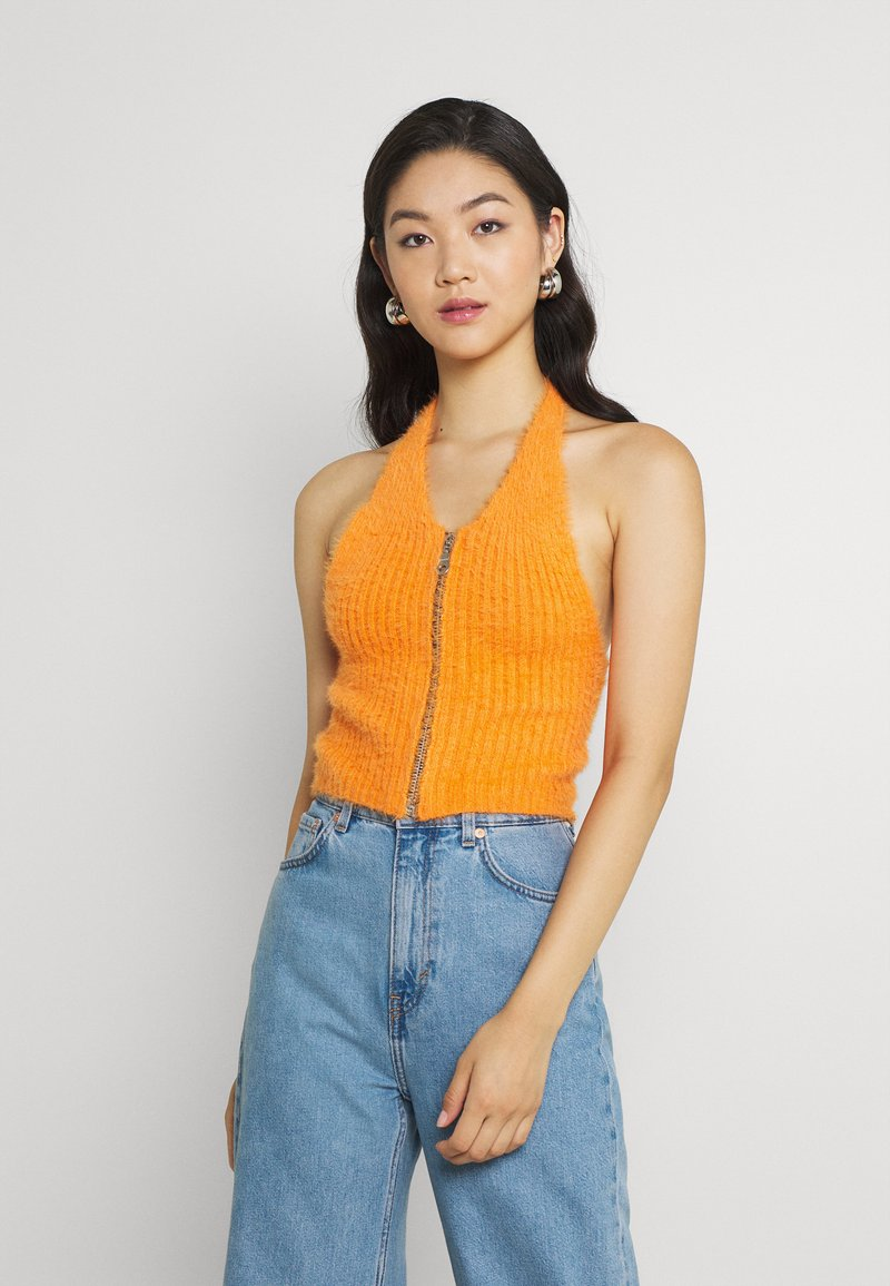 The Ragged Priest - BUGHALTER - Top - orange