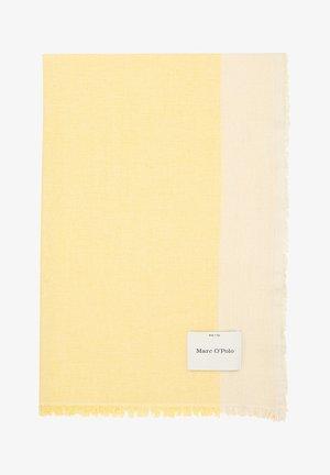 Szal - yellow