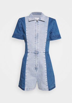 MIMI - Jumpsuit - light-blue denim