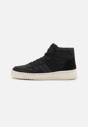 MID - Sneakersy wysokie - black