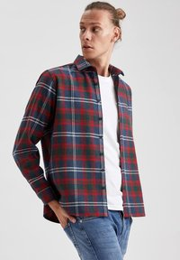 DeFacto - OVERSHIRT - Camicia - red - 3