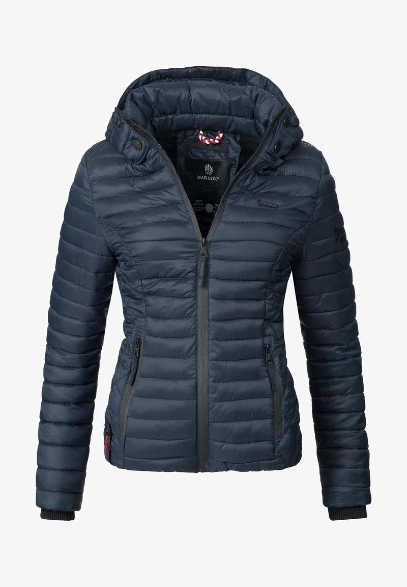 Marikoo - SAMTPFOTE - Light jacket - blue