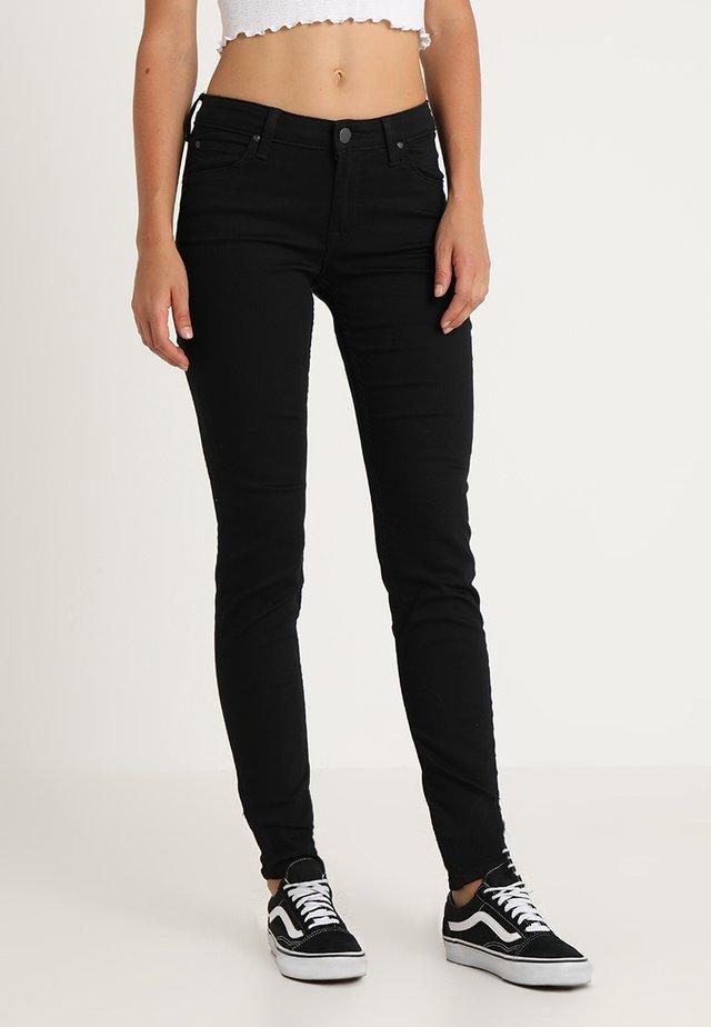 SCARLETT - Skinny džíny - black rinse