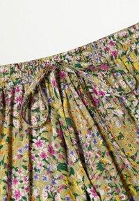Mango - PALMA - Maxi skirt - green - 6