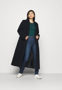 Marks & Spencer London - SOPHIA - Jeansy Straight Leg - dark blue denim - 1