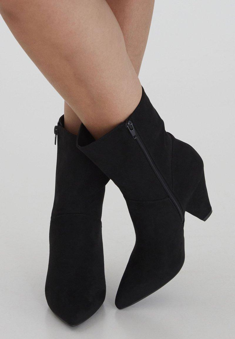 ICHI - IABABIE FW - Ankle boots - black