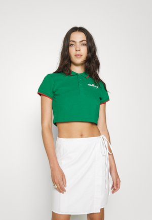 MARIOL - Polo - green