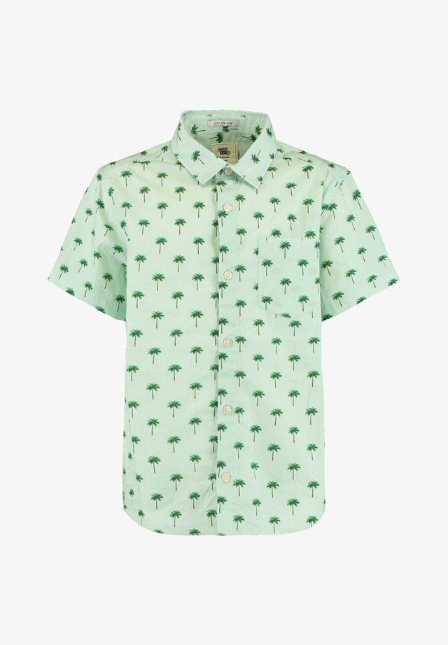 Overhemd - sage