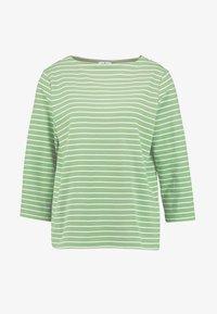 green horizontal