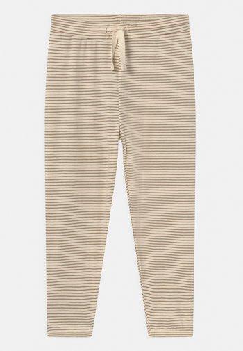 REYA PANTS - Leggings - Trousers - beige