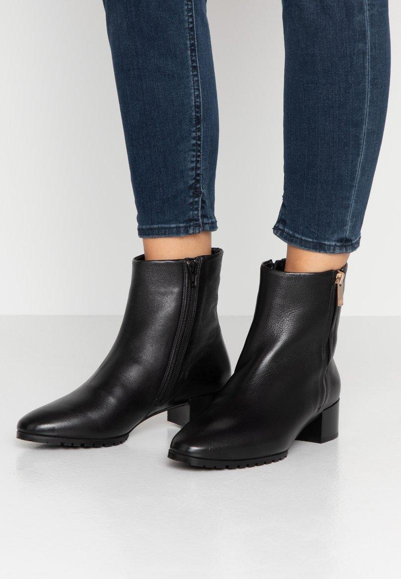 Högl - Zimní obuv - schwarz