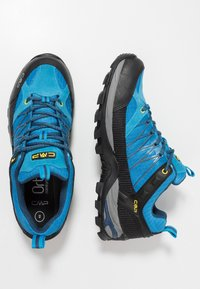 CMP - RIGEL LOW TREKKING SHOES WP - Scarpa da hiking - indigo/marine - 1