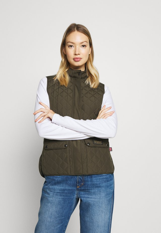 WAISTCOAT - Veste sans manches - faded olive