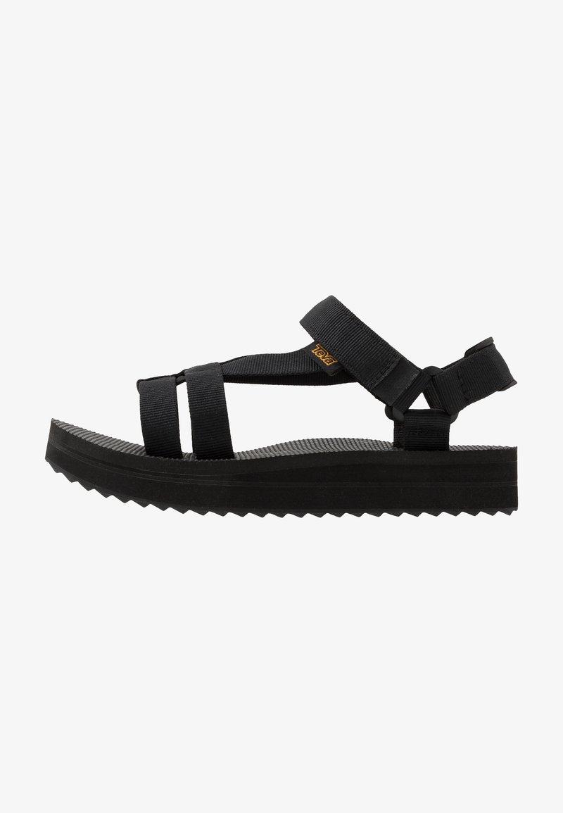 Teva - MIDFORM ARIVACA WOMENS - Walking sandals - black