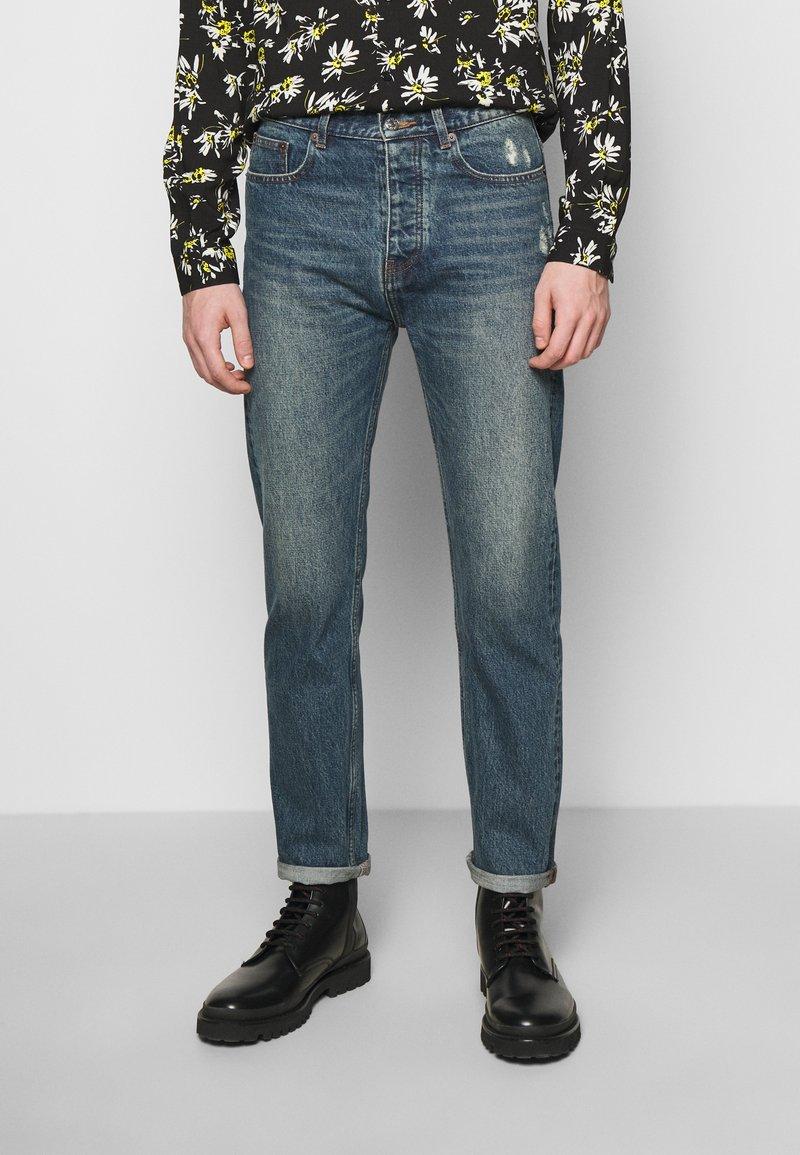 The Kooples - Straight leg jeans - blue vintage