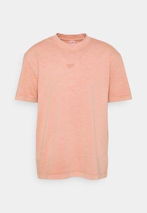 TEE - T-shirt - bas - baked earth