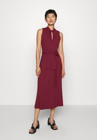 Expresso - HASSE - Jersey dress - berry - 0